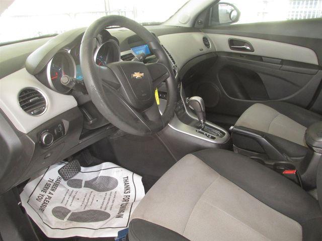 2011 Chevrolet Cruze LS Gardena, California 4