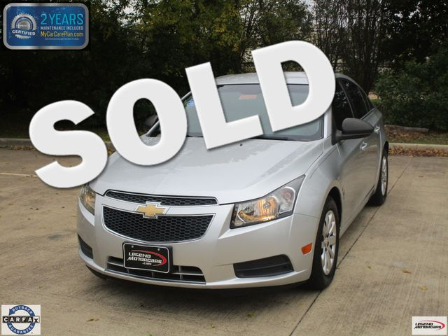 2011 Chevrolet Cruze LS in Garland