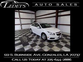 2011 Chevrolet Cruze LT w/2LT - Ledet's Auto Sales Gonzales_state_zip in Gonzales