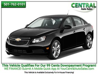 2011 Chevrolet Cruze LT w/2LT | Hot Springs, AR | Central Auto Sales in Hot Springs AR
