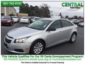 2011 Chevrolet Cruze LS | Hot Springs, AR | Central Auto Sales in Hot Springs AR