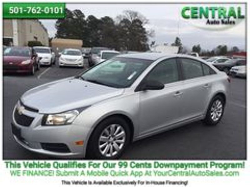 2011 Chevrolet Cruze LS   Hot Springs, AR   Central Auto Sales in Hot Springs AR