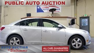 2011 Chevrolet Cruze LT w/1FL   JOPPA, MD   Auto Auction of Baltimore  in Joppa MD