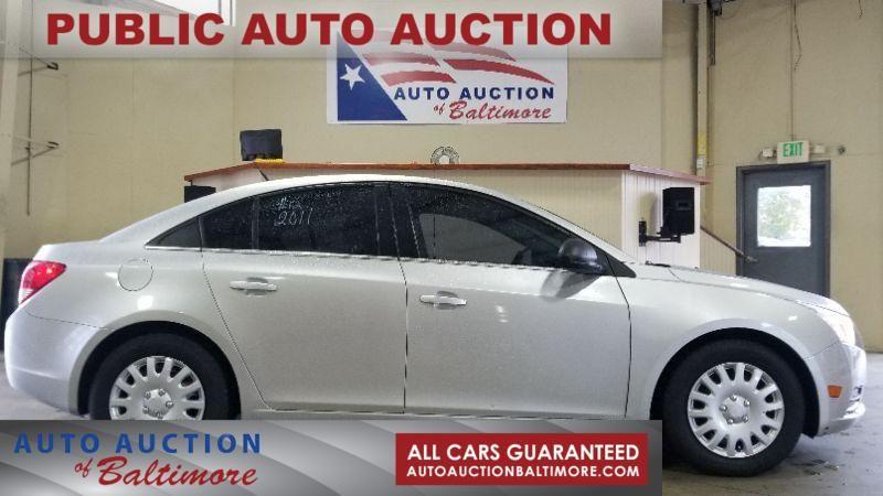 2011 Chevrolet Cruze LS   JOPPA, MD   Auto Auction of Baltimore  in JOPPA MD