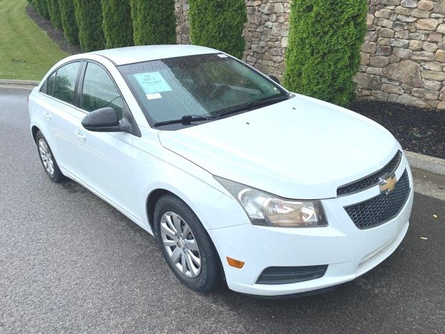 2011 Chevrolet-35 Mpg!! Auto!! Local Trade! Cruze-3 TO CHOOSE FROM BHPH OFFERED LS