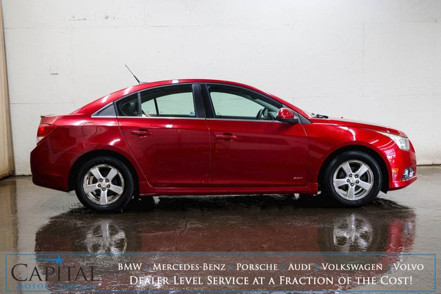2011 Chevrolet Cruze LT w/Ecotec Turbo, Remote Start, Power Driver's Seat and Gets 36+ MPG in Eau Claire, Wisconsin 54703