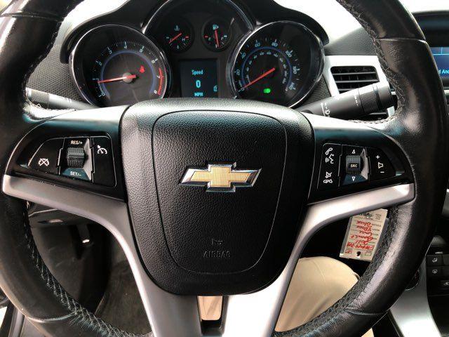 2011 Chevrolet Cruze LT in Marble Falls, TX 78654