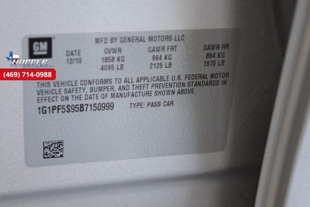 2011 Chevrolet Cruze 1LT in McKinney Texas, 75070