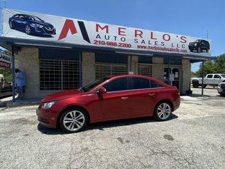 2011 Chevrolet Cruze LTZ in San Antonio, TX 78237