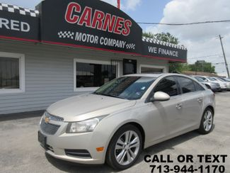 2011 Chevrolet Cruze LTZ, PRICE SHOWN IS THE DOWN PAYMENT south houston, TX