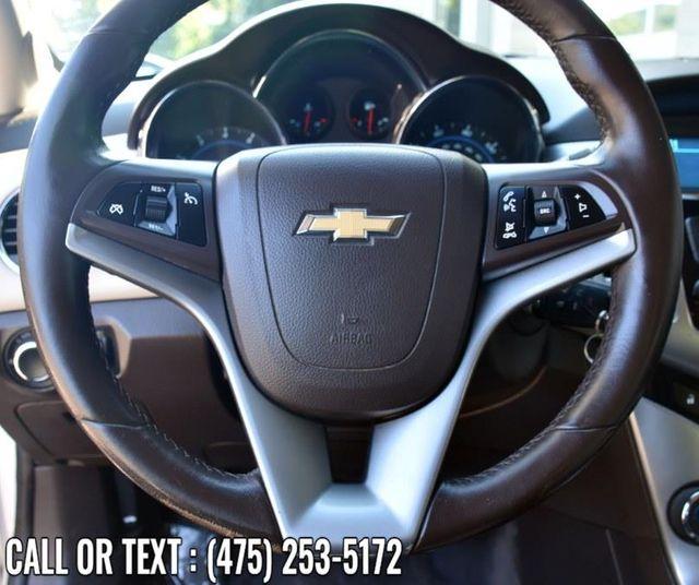 2011 Chevrolet Cruze LTZ Waterbury, Connecticut 18