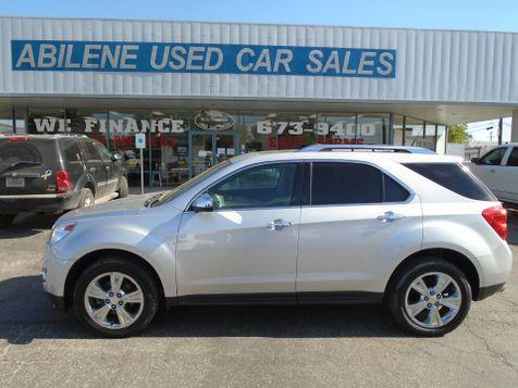 2011 Chevrolet Equinox LTZ in Abilene, TX