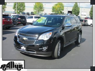 2011 Chevrolet Equinox LTZ AWD in Burlington WA, 98233