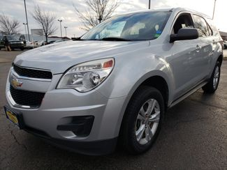 2011 Chevrolet Equinox LS | Champaign, Illinois | The Auto Mall of Champaign in Champaign Illinois