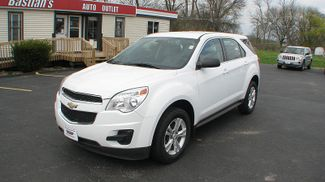 2011 Chevrolet Equinox LS in Coal Valley, IL 61240