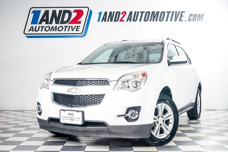 2011 Chevrolet Equinox LT w/2LT in Dallas TX