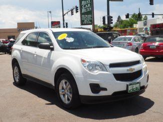 2011 Chevrolet Equinox LS Englewood, CO 2