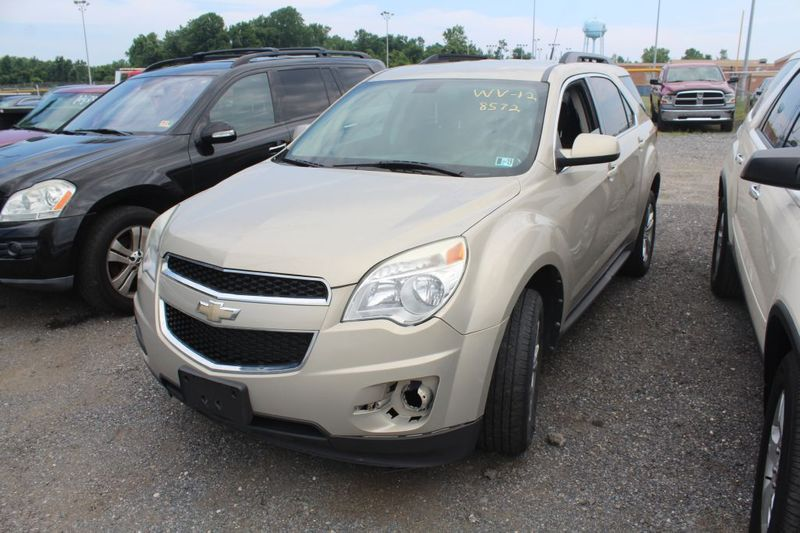 2011 Chevrolet Equinox LT w1LT  city MD  South County Public Auto Auction  in Harwood, MD