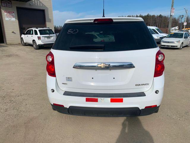 2011 Chevrolet Equinox LS Hoosick Falls, New York 3