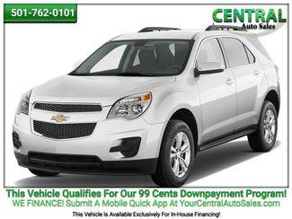 2011 Chevrolet Equinox LS | Hot Springs, AR | Central Auto Sales in Hot Springs AR