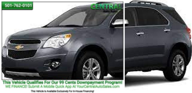 2011 Chevrolet Equinox LS | Hot Springs, AR | Central Auto Sales in Hot Springs AR
