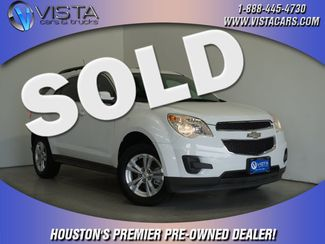 2011 Chevrolet Equinox LT w1LT  city Texas  Vista Cars and Trucks  in Houston, Texas