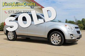 2011 Chevrolet Equinox LT in Jackson MO, 63755