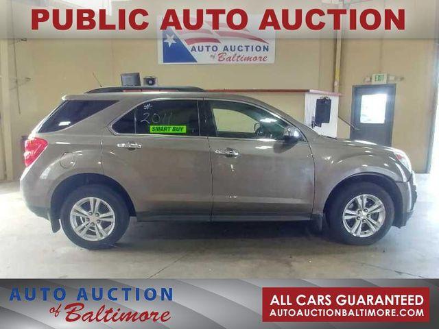 2011 Chevrolet Equinox LT w/1LT | JOPPA, MD | Auto Auction of Baltimore  in Joppa MD