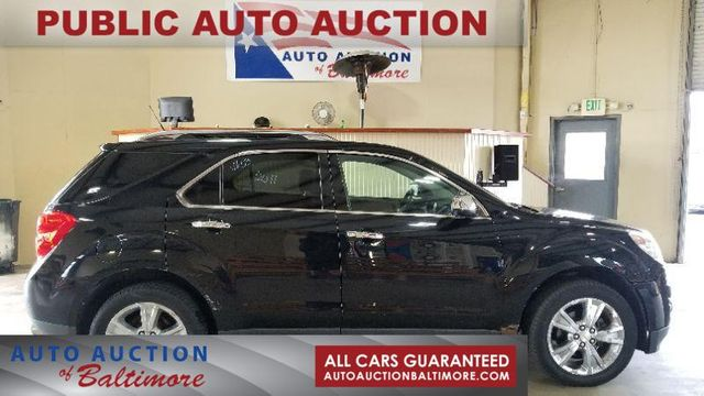 2011 Chevrolet Equinox LTZ | JOPPA, MD | Auto Auction of Baltimore  in Joppa MD