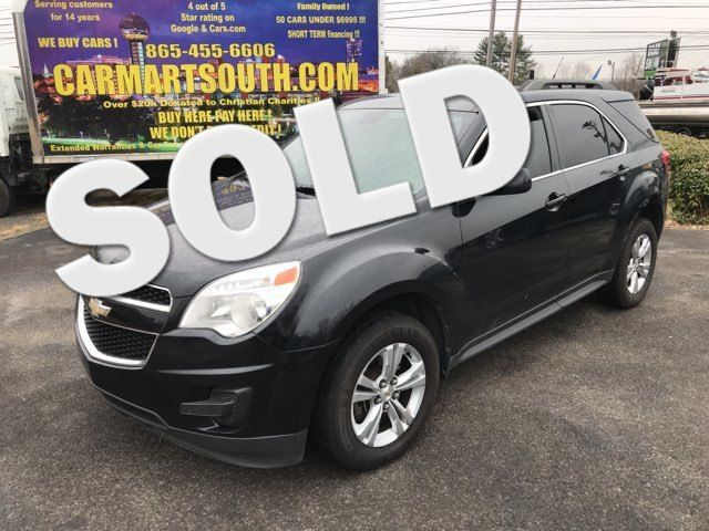 2011 Chevrolet Equinox LT Knoxville, Tennessee