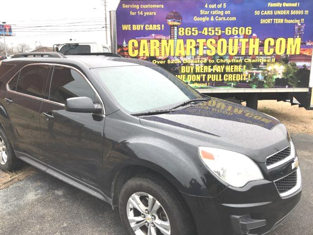 2011 Chevrolet Equinox LT Knoxville, Tennessee 2