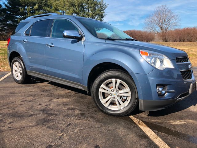 2011 Chevrolet Equinox LTZ in Leesburg, Virginia 20175