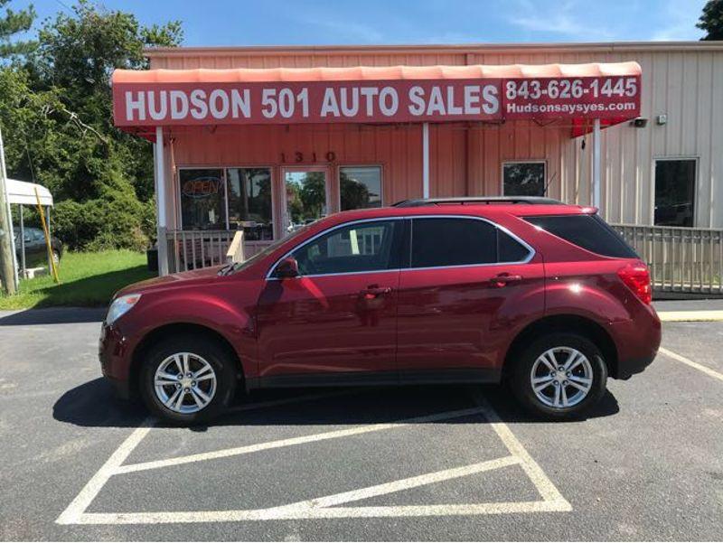 2011 Chevrolet Equinox LT w/1LT | Myrtle Beach, South Carolina | Hudson Auto Sales in Myrtle Beach South Carolina