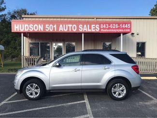 2011 Chevrolet Equinox LT w/2LT   Myrtle Beach, South Carolina   Hudson Auto Sales in Myrtle Beach South Carolina