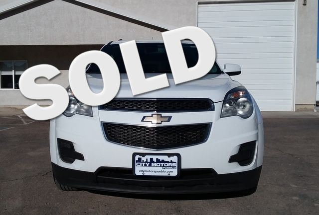 2011 Chevrolet Equinox LT w/1LT Pueblo West, CO