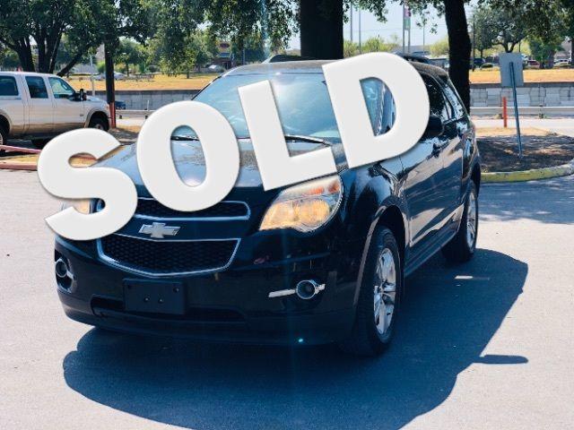 2011 Chevrolet Equinox LT w/2LT in San Antonio, TX 78233