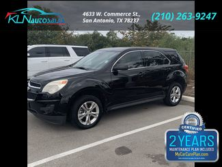 2011 Chevrolet Equinox LS in San Antonio, TX 78237