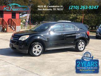 2011 Chevrolet Equinox LS in San Antonio, TX 78237