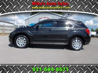 2011 Chevrolet Equinox LT w/2LT Shelbyville, TN