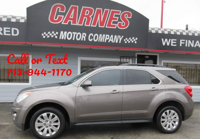 2011 Chevrolet Equinox LT w/2LT south houston, TX