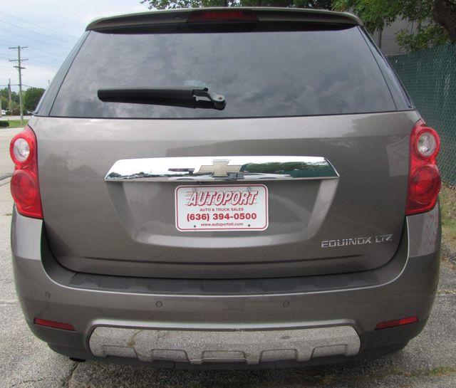 2011 Chevrolet Equinox LTZ St. Louis, Missouri 3