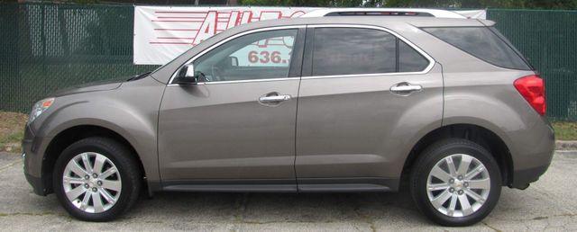 2011 Chevrolet Equinox LTZ St. Louis, Missouri 4