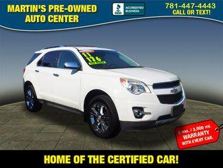 2011 Chevrolet Equinox LTZ in Whitman, MA 02382