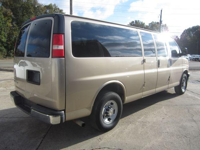 2011 Chevrolet Express 15 Passenger 1LT Houston, Mississippi 4