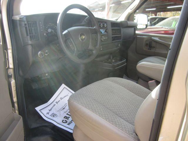 2011 Chevrolet Express 15 Passenger 1LT Houston, Mississippi 6