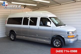 2011 Chevrolet Express 3500 LT Passenger in McKinney, Texas 75070