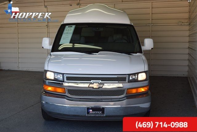 2011 Chevrolet Express 3500 LT Passenger in McKinney Texas, 75070