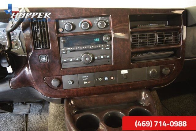 2011 Chevrolet Express 3500 LT Passenger in McKinney, Texas 75070
