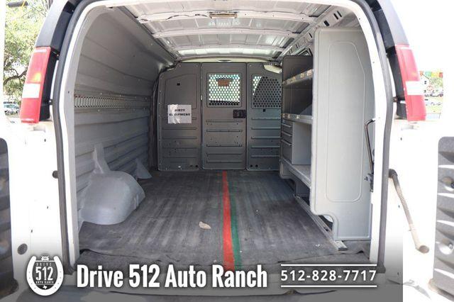 2011 Chevrolet Express Cargo Van EXPRESS CARGOVAN in Austin, TX 78745
