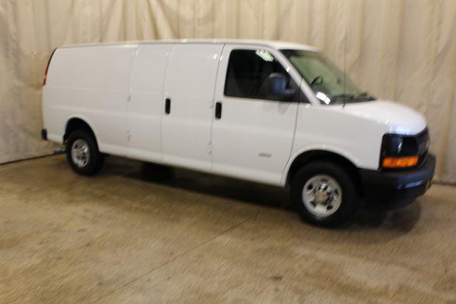 2011 Chevrolet Express Cargo Van DIESEL Diesel